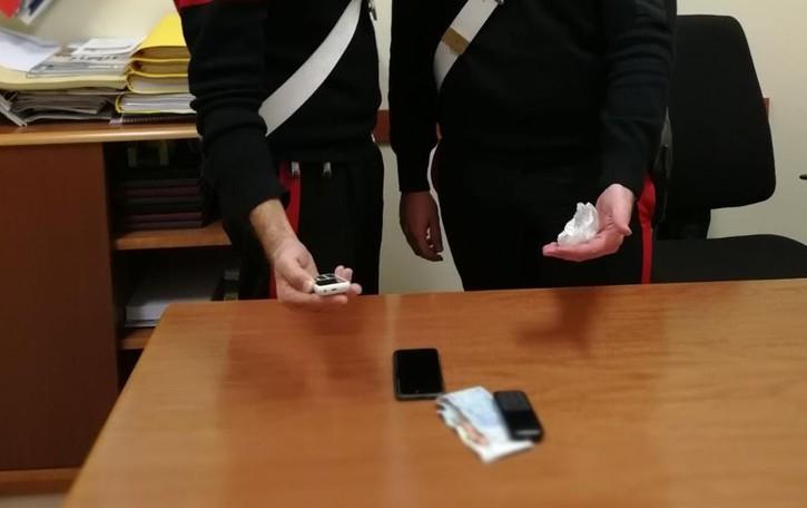 Osio Sotto, spaccia coca in auto In manette un 35enne clandestino