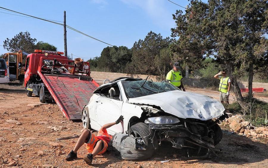 Si schianta in auto a Formentera Muore 25enne bergamasco - Foto