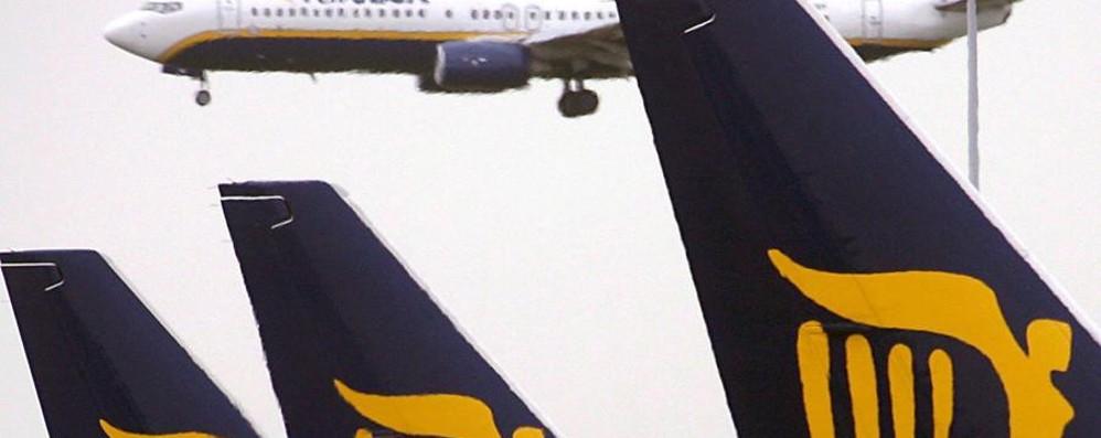 Ryanair, nuovi tagli e niente Alitalia Rotte cancellate fino a marzo, non a Orio