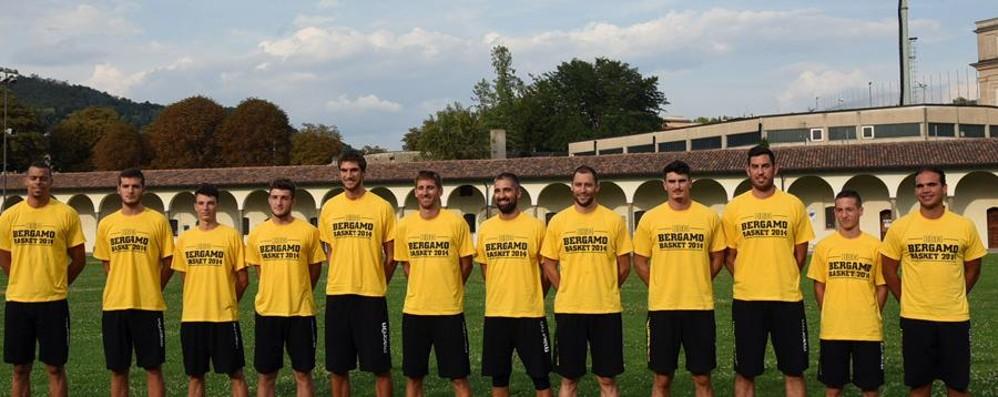 Bergamo, dopo 16 anni torna in A2 Esordio al PalaNorda contro il Mantova
