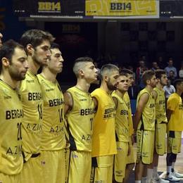 Bergamo esordio con sconfitta in A2 Tanta la voglia di basket al palasport