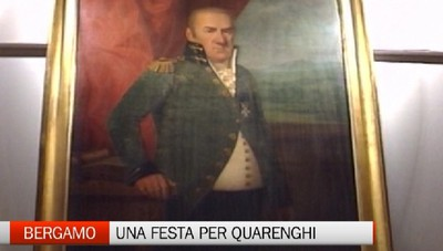 Bergamo - Una festa per Quarenghi