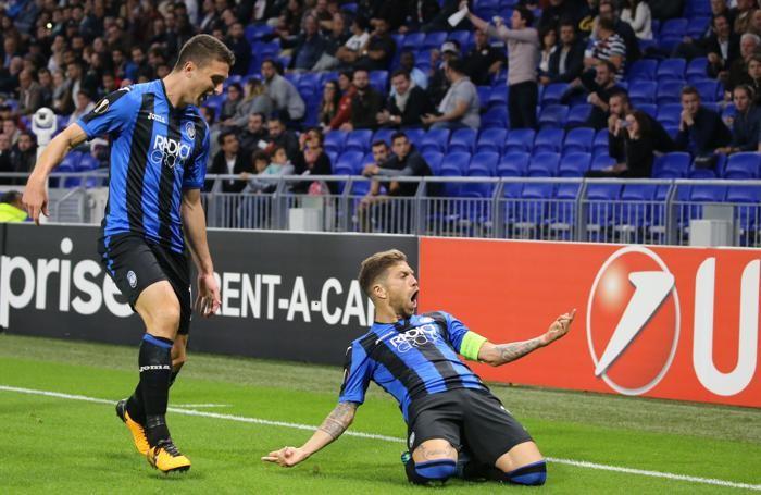 Atalanta, è un gran punto! Il Papu Gómez firma l'1-1 a Lione