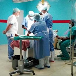 La tecnologia degli ex Riuniti in Malawi Cura bambini e famiglie in tre ospedali