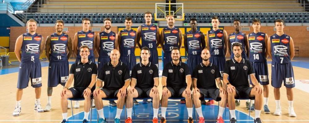 Basket, in campo anche la Remer Parte la nuova avventura di Treviglio