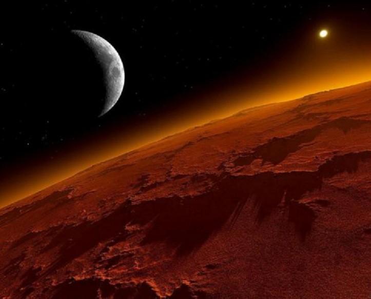 V-MARS: MARTE E LO SPAZIO ATTRAVERSO LA REALTÀ VIRTUALE