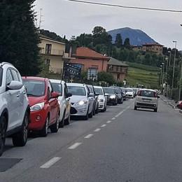 Bis di cantieri, traffico in tilt a Valtesse E in via delle Valli previste lunghe code