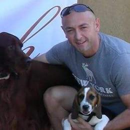 Egidio e l'amore per il suo cane Morto per salvarlo dal burrone - Video