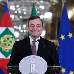 Draghi, ecco i 23 ministri del governo Tanti politici, ma i posti chiave ai tecnici