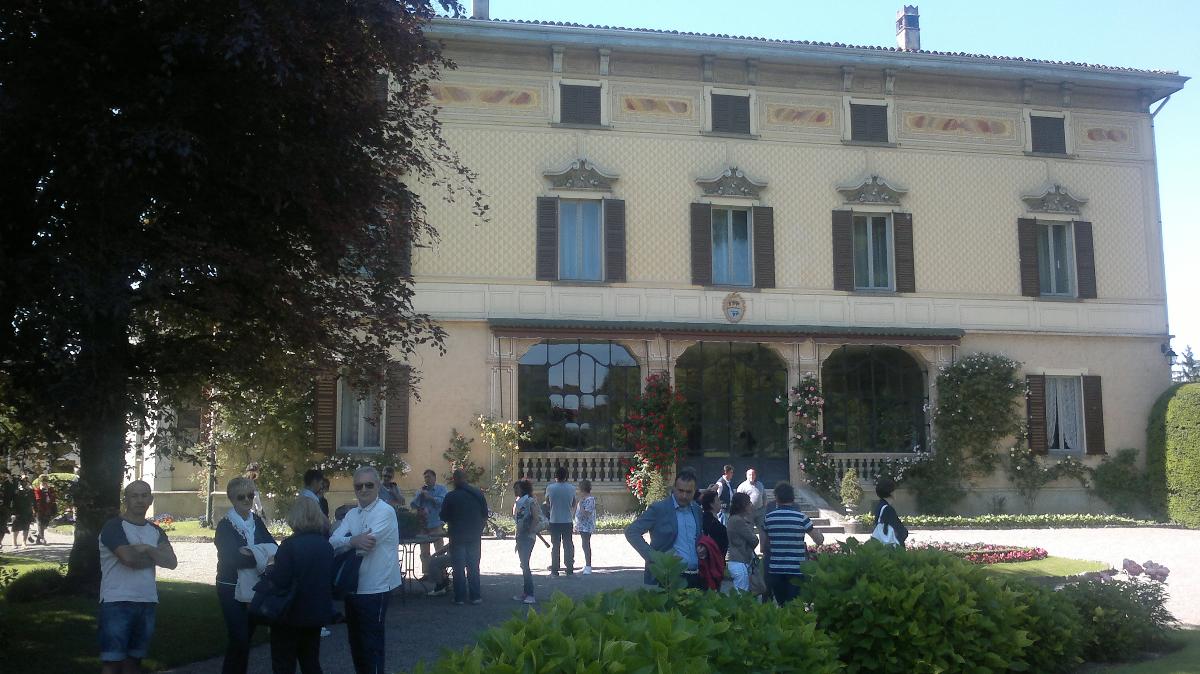 APERTURA STRAORDINARIA DEL PARCO DI VILLA ALLEGRENI