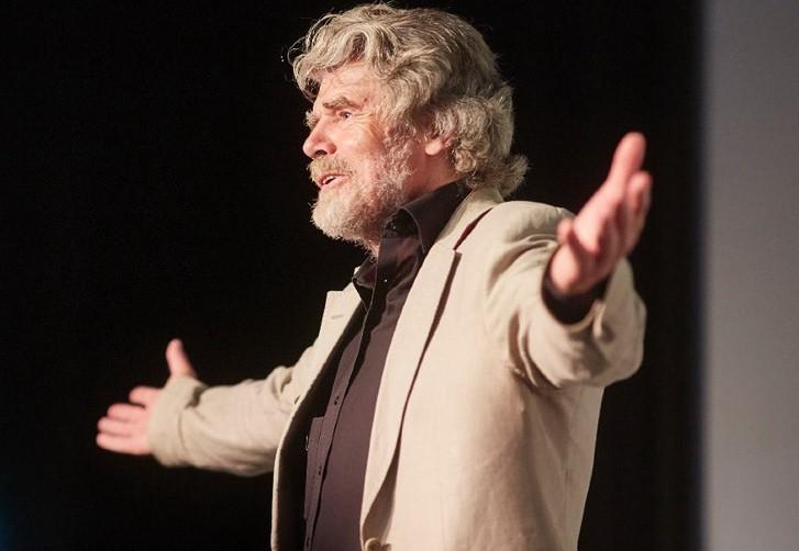 Messner a Milano il 22 ottobre