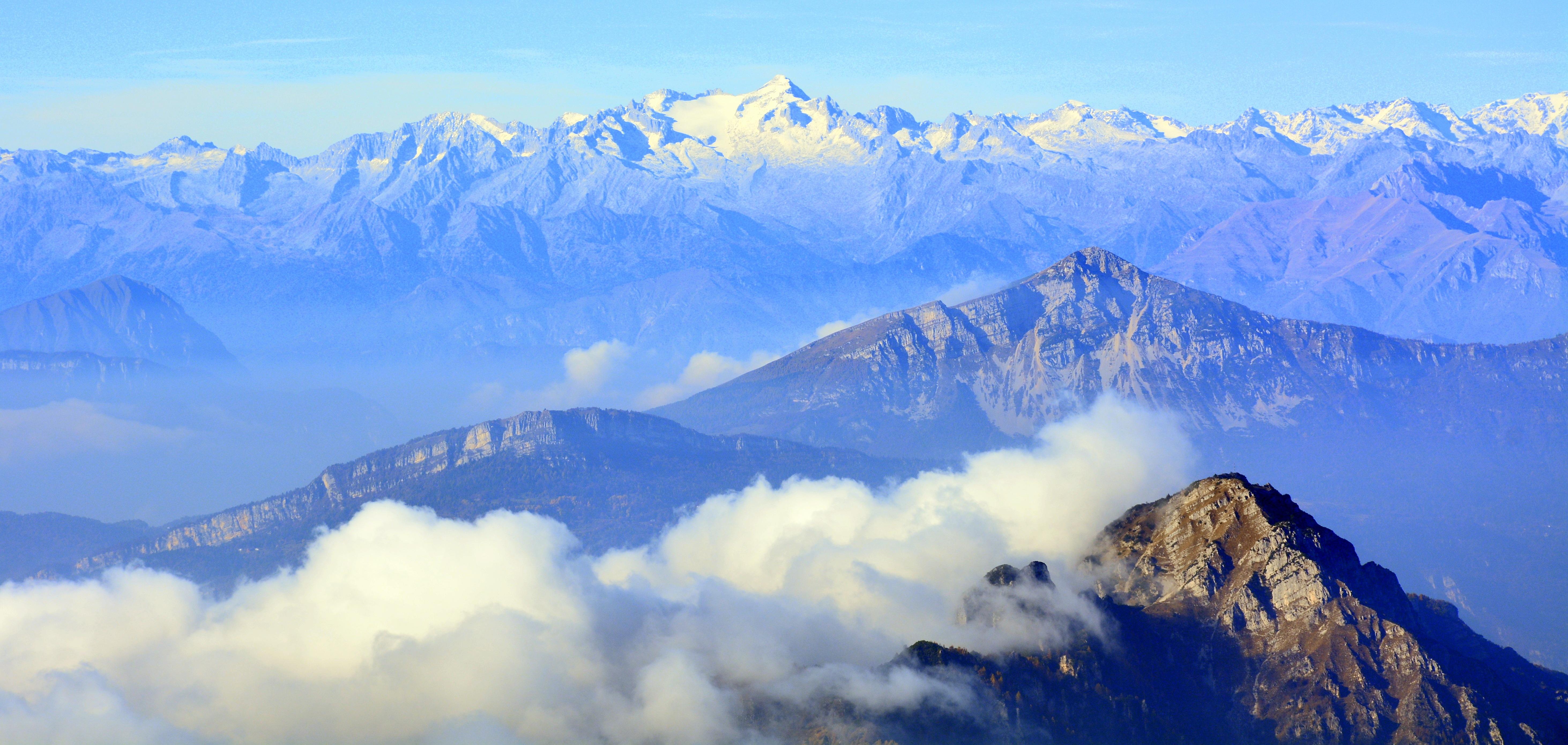 Le Alpi e i cambiamenti climatici