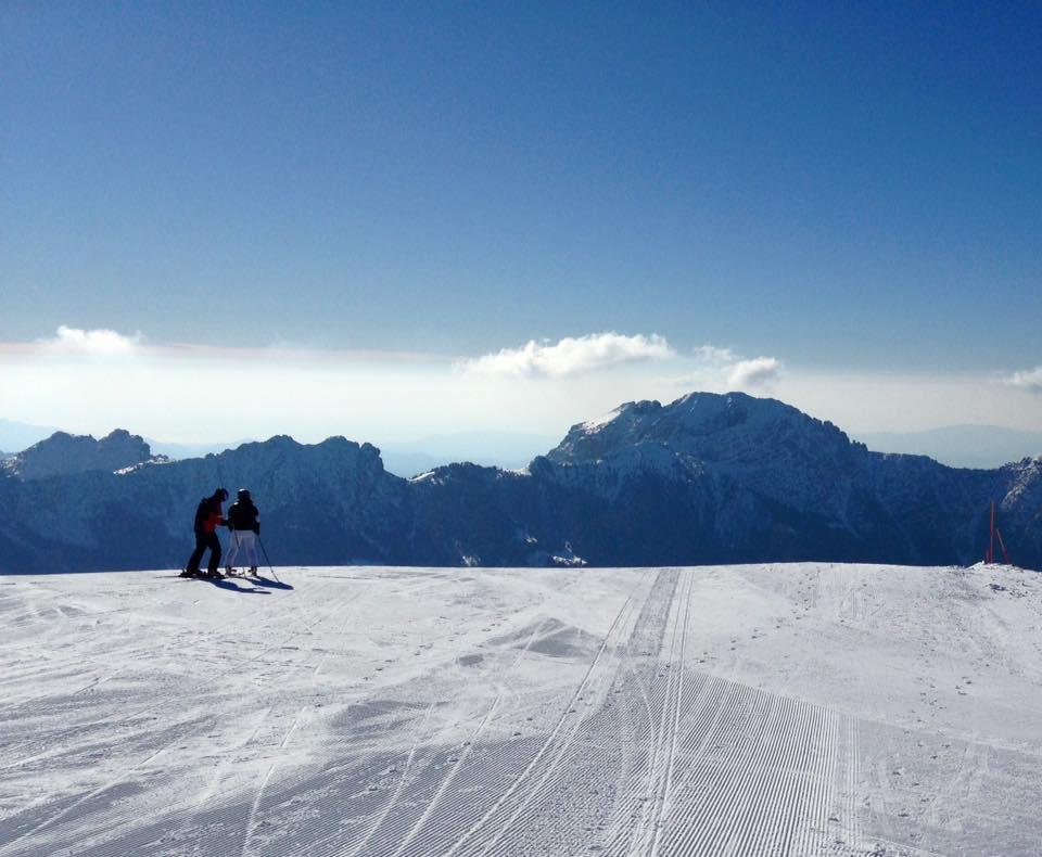 Domenica lezioni di sci gratis al Maniva