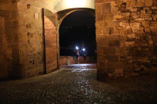 Urban - le foto degli atleti a Porta San Lorenzo