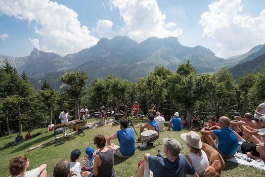 Jazz in quota 2018, la magia della musica jazz in montagna