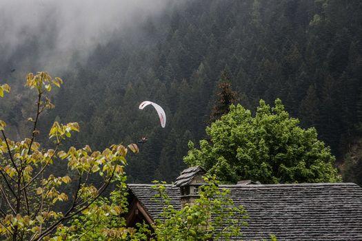Salewa Ironfly, sfida tra le nuvole
