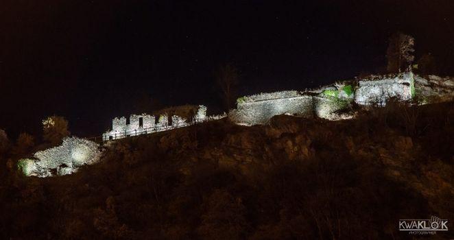 Il Museo della Guerra bianca  illumina il forte di Fuentes