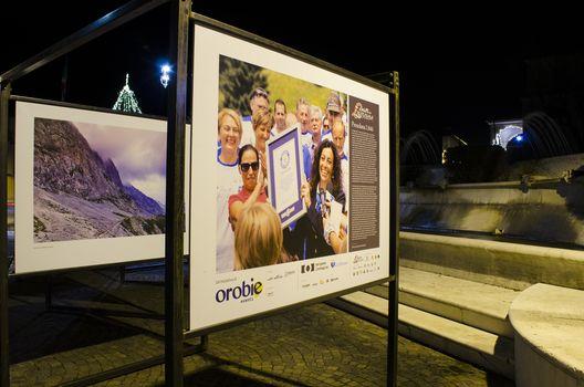 Presolana, aperta la mostra a Cerete
