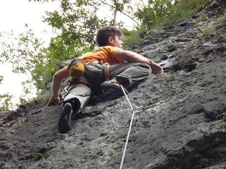 Il 30 settembre lezioni gratis di arrampicata