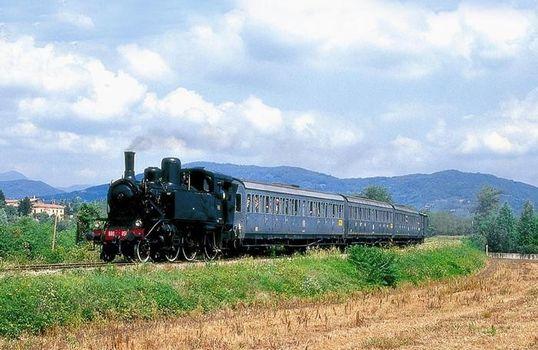 Parte il Sebino Express, al lago d'Iseo con il treno