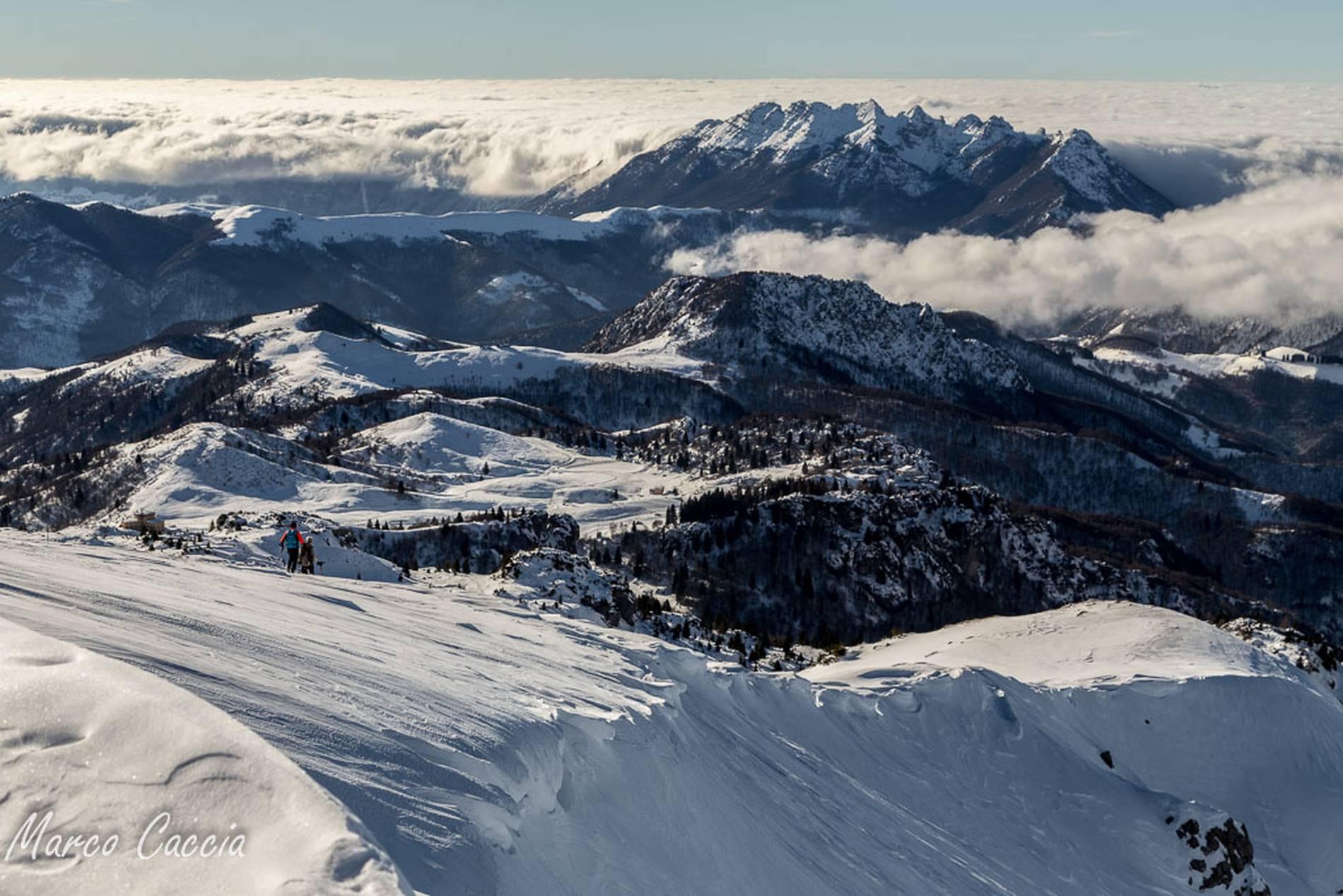 Weekend: si va sulla neve!