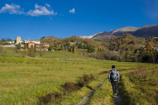 La Val San Martino dai colli di Palazzago