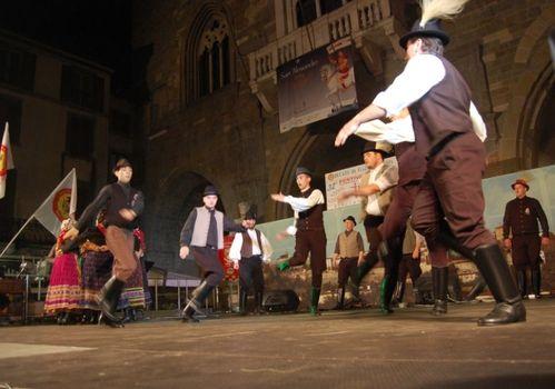 A Bergamo il 36.o Festival del folclore