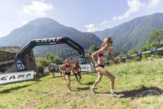 Piz Tri vertikal mondiale con la campionessa austriaca