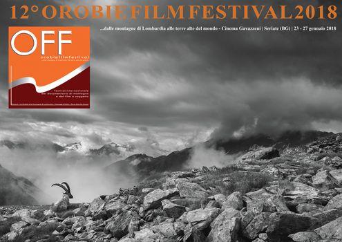Orobie Film Festival 2018 è a Seriate