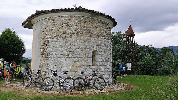 BiciTour del Romanico in Val Cavallina e nelle Terre del Vescovado