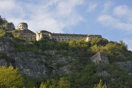 Rocca d'Anfo, un gioiello fortificato da tutelare