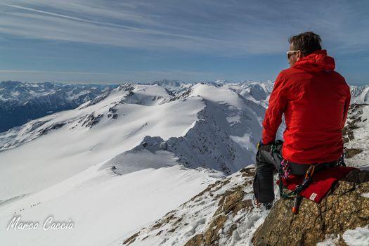 Montagna e fotografia, serata con Marco Caccia