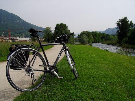 In bici con l'esperto lungo il Serio