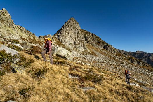 Val Bodengo, tra baite e crotti