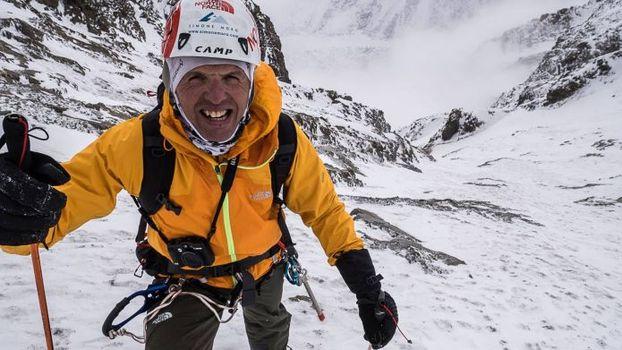 Simone Moro, la prossima spedizione nel polo del freddo