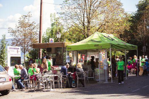 Monasterolo, anche Orobie a L'Eco café