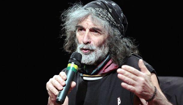 Mauro Corona ad Alzano. Dialogo con Giorgio Fornoni