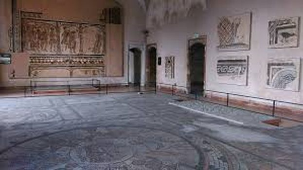 A Pavia mosaici antichi e di oggi