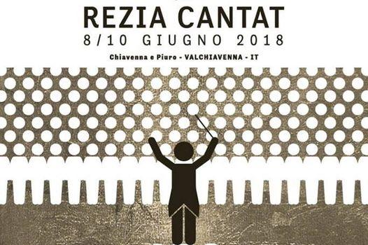 Rezia cantat, a giugno  il festival della coralità italo-svizzero