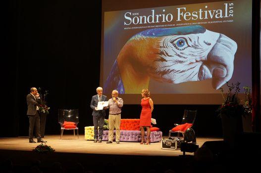 Gli stambecchi delle Orobie al Sondrio Film Festival