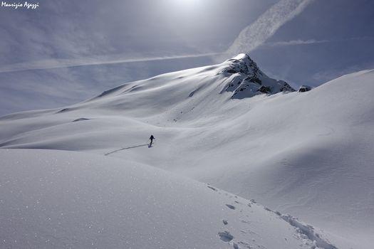 Monte Toro - Sci Alpinismo