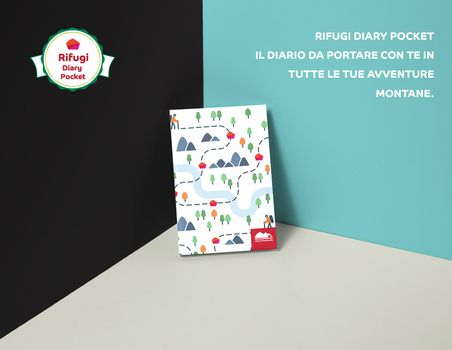 «Rifugi diary pocket» disponibili a Orobie