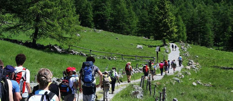 Torna trekking gratis sui monti lombardi