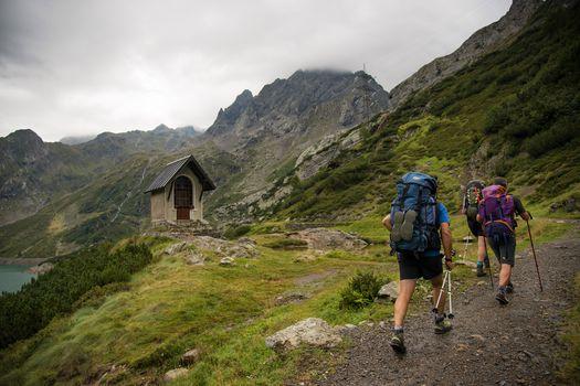 Da Valbondione a Sankt Moritz