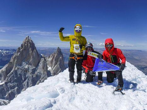 Alpinismo e amicizia al Cerro Torre, il racconto a Clusone