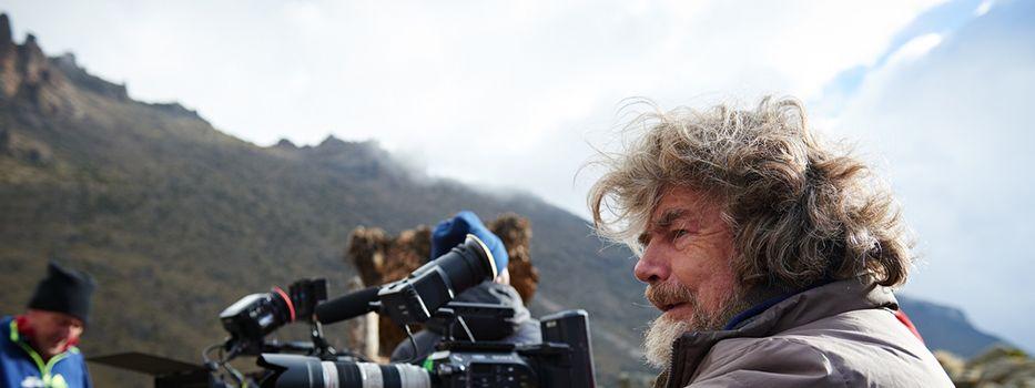 A Milano si proiettano due film di Reinhold Messner
