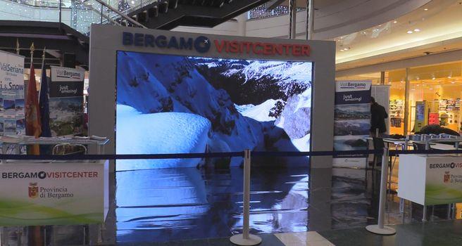 Inaugurato a Orio il Bergamo Visit Center
