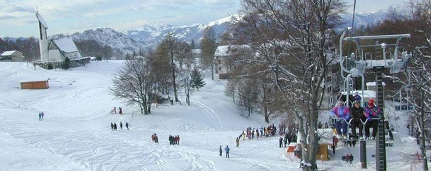 Pian delle Betulle, pulizie prima della stagione dello sci