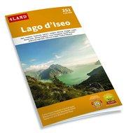 Mappa del Lago D'Iseo
