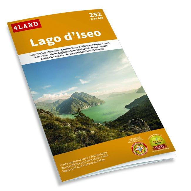 Mappa del Lago D